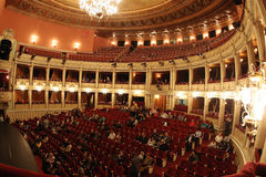 Free National Opera Bucharest Royalty Free Stock Photo - 9550315