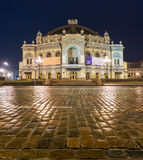 National Opera of Ukraine in Kiev Stock Image
