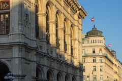 National Opera in Vienna Royalty Free Stock Photography