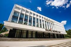 National Palace in Chisinau, Moldova Stock Photos