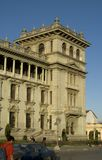 National palace guatemala city Royalty Free Stock Image