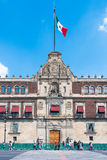 National Palace, Mexico City Royalty Free Stock Image