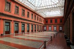 National Palace Mexico City Royalty Free Stock Photo
