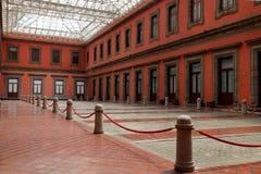 National Palace Mexico City Stock Photography