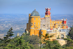 National Palace of Pena Royalty Free Stock Image
