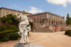 The National Palace of Queluz Royalty Free Stock Image
