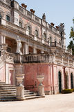 National Palace in Queluz Royalty Free Stock Images