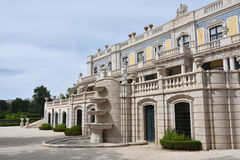 The National Palace of Queluz, Portugal Stock Photography
