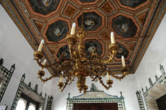 National Palace in Sintra Royalty Free Stock Images