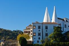 National Palace of Sintra Stock Photos