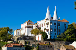 National Palace of Sintra Stock Photos