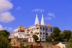 National Palace in Sintra Stock Photography