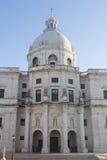 National Pantheon - Church of Santa Engracia in Lisbon Royalty Free Stock Photo