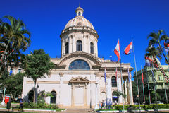 National Pantheon of the Heroes in Asuncion, Paraguay Royalty Free Stock Photos