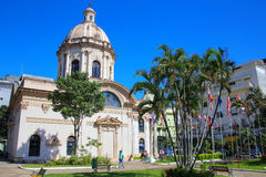 National Pantheon of the Heroes in Asuncion, Paraguay Royalty Free Stock Images