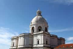 National Pantheon, Lisbon Stock Photo