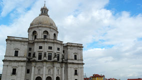 National Pantheon, Lisbon, Portugal Royalty Free Stock Photos
