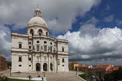 National Pantheon of Portugal Royalty Free Stock Photography