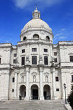 National Pantheon or Santa Engracia church, Alfama, Lisbon, Port Royalty Free Stock Photography