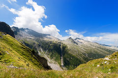 National Park of Adamello Brenta - Italy Stock Images