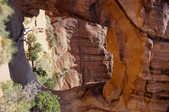 National park of arches Stock Photography