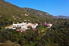 National Park of Arrabida. Royalty Free Stock Photo