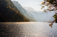 Free National Park Berchtesgaden - Germany Royalty Free Stock Photography - 56227867