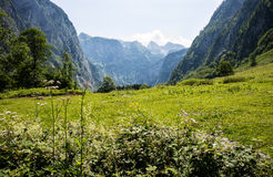 National-Park Berchtesgaden Land Stock Photography