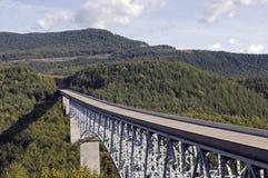 National park bridge Stock Photography