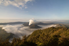 National park of bromo tengger semeru Stock Photo