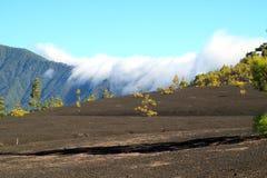National Park Caldera de Taburiente in La Palma Stock Photography