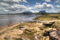National park of Canaima Stock Images
