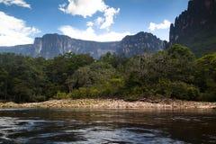 National park of Canaima Stock Image