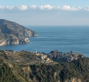 National Park of Cinque Terre, Italy royalty free stock photo