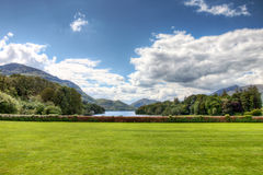 National Park in Co Kerry Ireland. Royalty Free Stock Photo