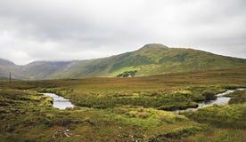 National park Connemara in summer. Royalty Free Stock Image