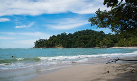 National Park costa rica Stock Photography