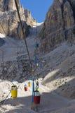 National Park of Dolomites. Royalty Free Stock Photo
