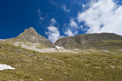 National park Durmitor at early spring, Montenegro Royalty Free Stock Photography