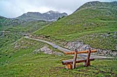 National Park Durmitor Stock Images