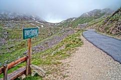 National Park Durmitor Stock Photo