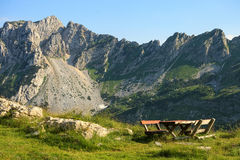 National park Durmitor, Montenegro Stock Images
