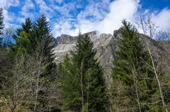 National park Ecrins Royalty Free Stock Photography