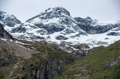 National park Ecrins Stock Images