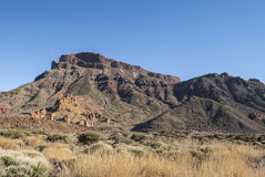 National Park (El Teide - Tenerife) Royalty Free Stock Image