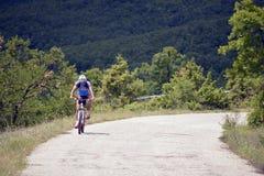 Free NATIONAL PARK GALICICA,MACEDONIA -JUNE 21, 2015:Bicycle Tour  Stock Images - 56347504