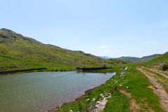 National Park Galicica, Macedonia. Picture of a National Park Galicica, Macedonia Royalty Free Stock Image