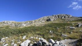 National park Galicica, Macedonia stock footage