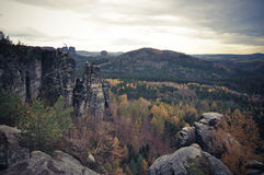 National park in Germany Royalty Free Stock Image