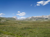 National Park of Gran Sasso Royalty Free Stock Photo